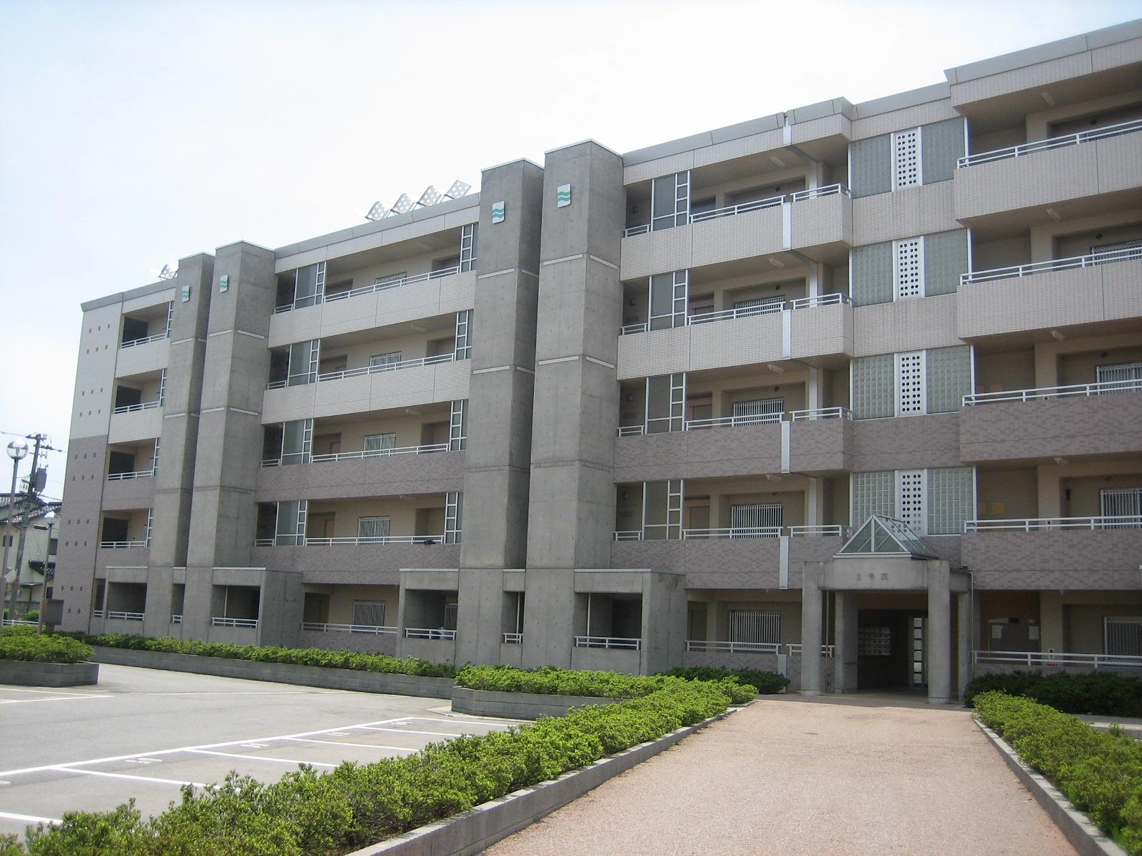 公営住宅布目団地2号棟|施工実績|株式会社オダケ